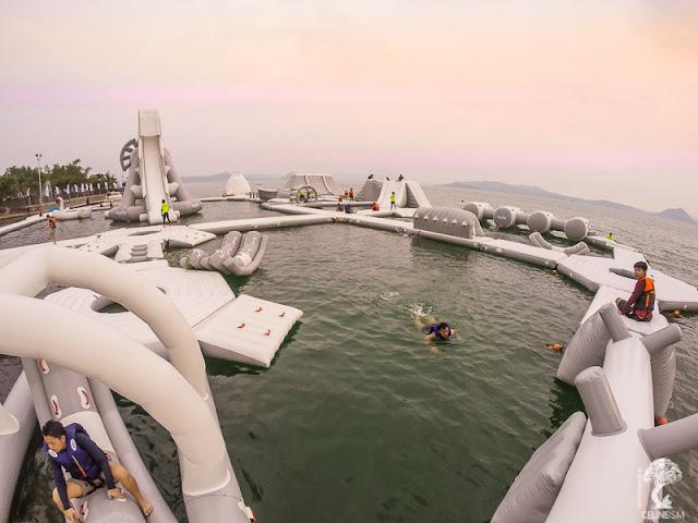 batangas aqua park