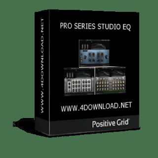 Positive Grid Pro Series Studio EQ Full version