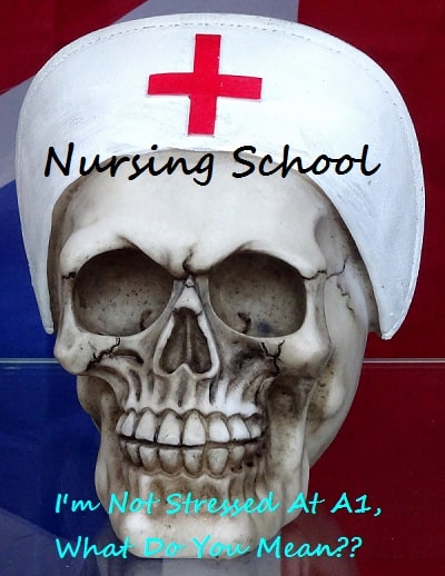 Nursing School Ratio of Women to Men 15.1, Yes Baby! What's Your Pain Level?