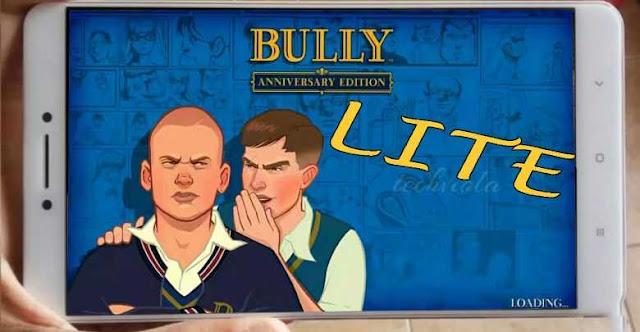 تحميل لعبة الشغب بولي لايت bully lite للاندرويد والايفون بحجم صغير
