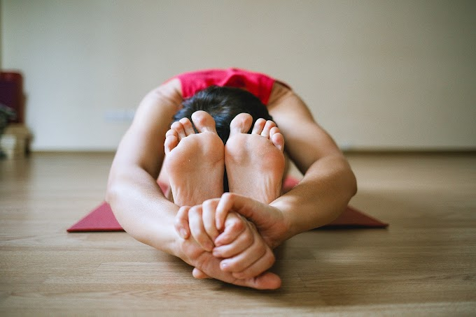 Three yoga exercises for home