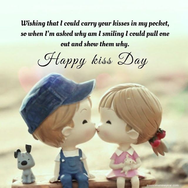 #HappyKissDay Wishes, Messages for Whatsapp and Facebook