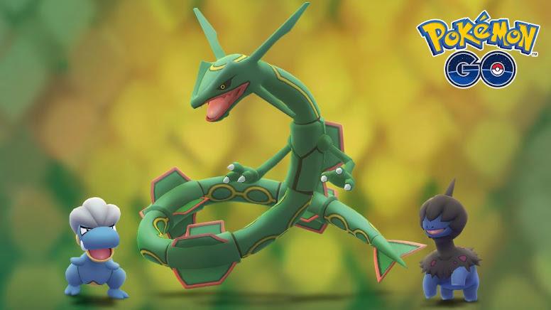 Semana do Dragão Pokémon GO