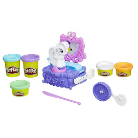 MLP Style and Spin Rarity Figure by Play-Doh