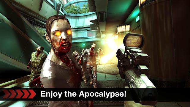 game menembak zombie