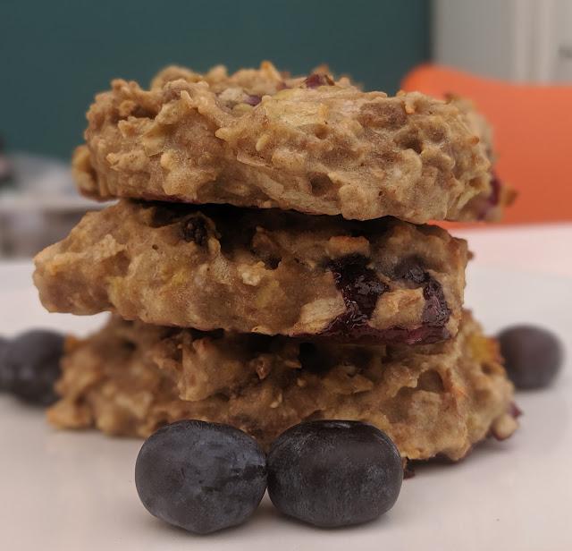 After School Fruity Weetabix Cookies Recipe