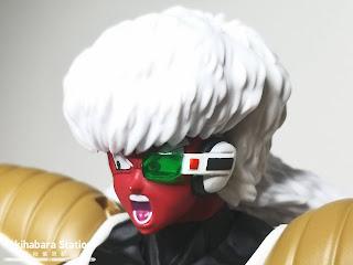Review de S.H.Figuarts Jiece de Dragon Ball Z - Tamashii Nations