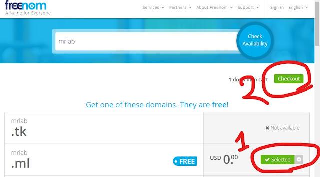 How To get free domain । কিভাবে ফ্রিতে ডোমেইন নিবেন । Blogger Tutorial - MR Laboratory