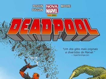 [Atualizada] Lançamentos de janeiro / fevereiro: Panini Comics - Marvel Comics