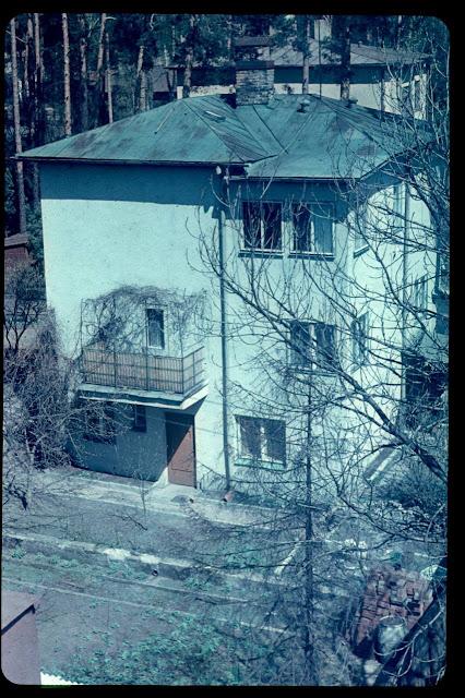 1980 год. Рига. Межапарк. Em. Darzinja, 16а