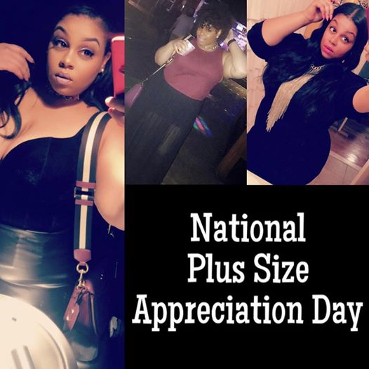 National Plus Size Appreciation Day Wishes Photos