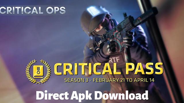 Critical Ops Loading Screen #2