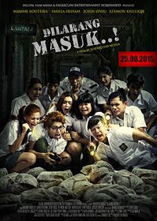 Download film Dilarang Masuk..! (2016) DVDRIP Gratis