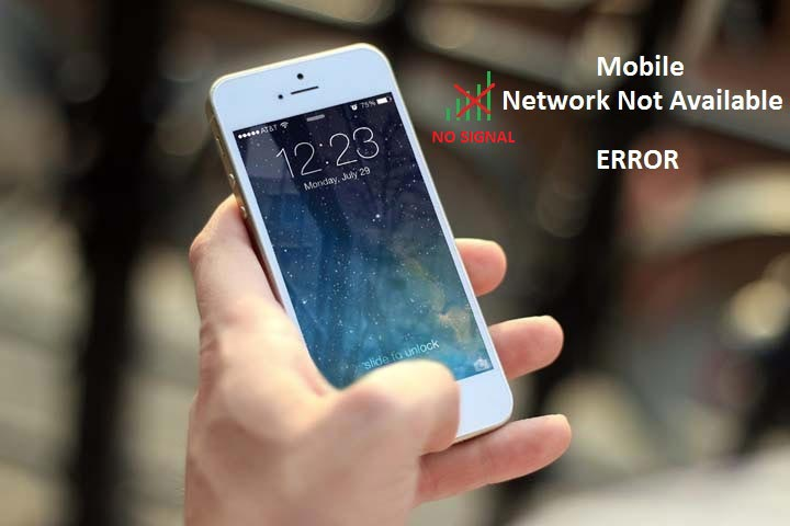 Mobile Phone Ka NETWORK Problem