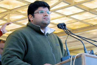 दुष्यंत चौटाला भारतीय टेबल टेनिस महासंघ (टीटीएफआई) के नए अध्यक्ष बने
