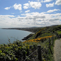 Images of Dublin: Bray to Greystones hike