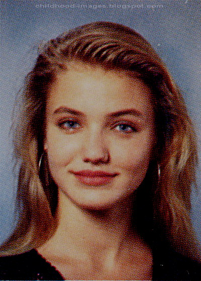 Childhood Pictures: cameron diaz mini biography and rare ...Cameron Diaz Age