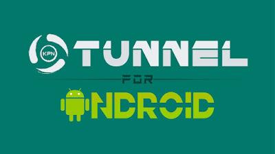 Cara Menggunakan KPN Tunnel