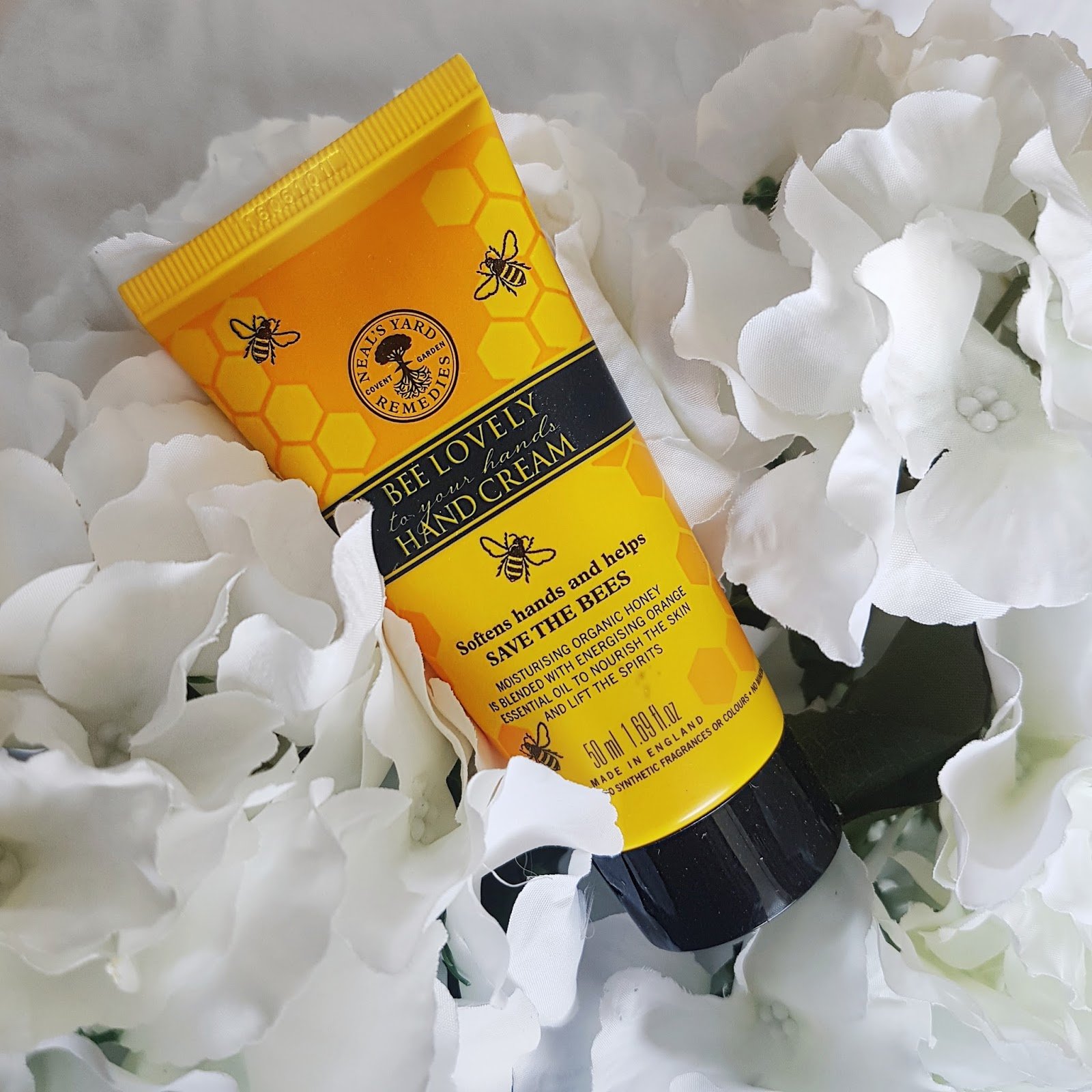 Neals Yard Bee Lovely Hand Cream