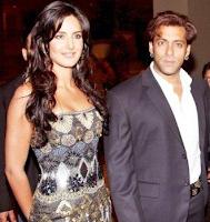 Katrina Kaif dengan Salman Khan