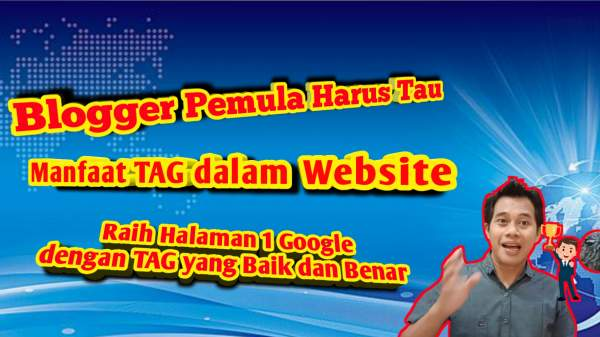 Fungsi dan Manfaat Tag dalam Website