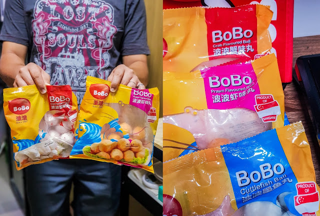 Steamboat at Home: Bobo Ready-to-Eat Food Range + Delivery Discount Code!
