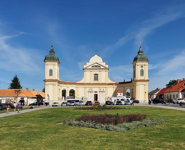 kościół pw. Trójcy Świętej w Tykocinie