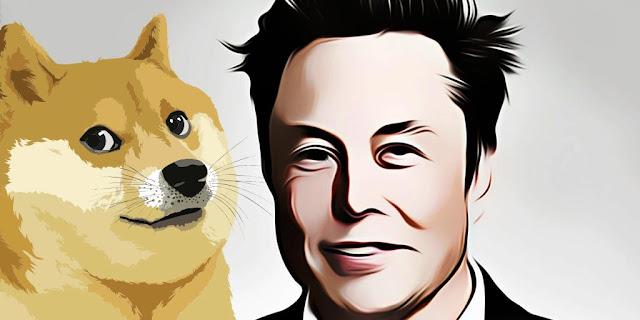 """Le dogecoin chute suite à la mention d'Elon Musk dans l'émission """"Saturday Night Live"""""""