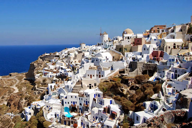 Oia Village, Greece