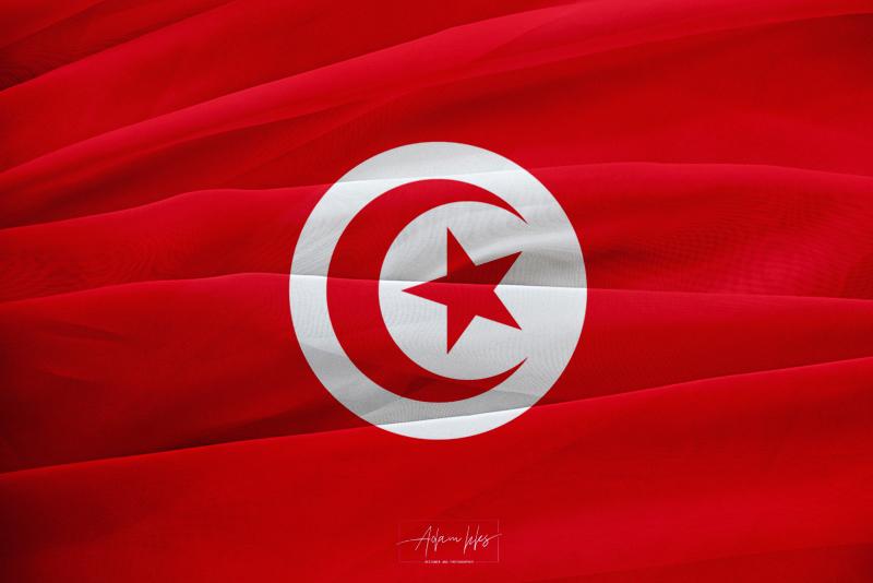 خلفيات علم تونس
