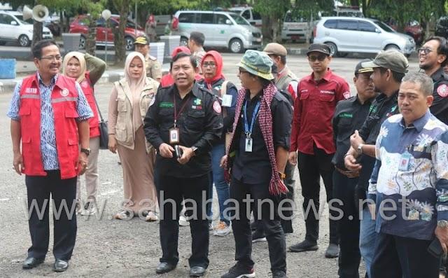 Jambore Regional PSC 119 Celebes Digelar Di Pinrang