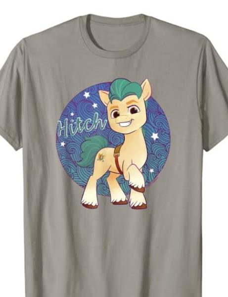 My Little Pony: A New Generation Hitch Circle T-Shirt