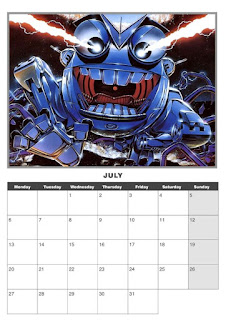 Entebras: Calendario Portadas juegos MSX 2015