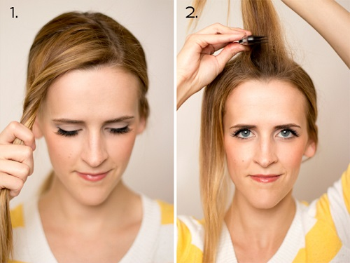 How to Twist Braid Hairstyles