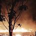 Incêndios ainda estão acontecendo em nossa cidade