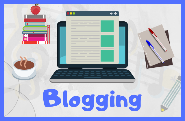 Featured Image - What is Blog & Blogging | Content Marketing Dictionary