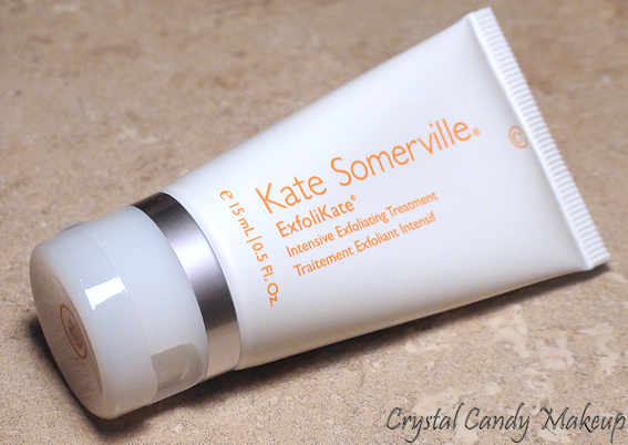 Traitement Exfoliant Intensif Exfolikate de Kate Somerville - Review