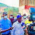 Gov. Umahi Inspects Iyere Flyover; Promises To Complete Project Soon (Photos)