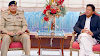 COAS and Prime Minister Imran Discuss Issues of Mutual Interest