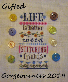 2019 Stitch Alongs (SALs)