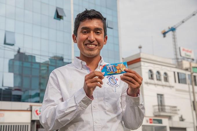 Creador de galletas que curan la anemia es semifinalista en concurso de History Channel