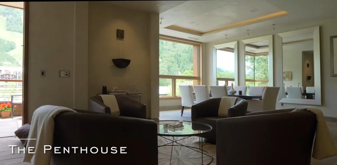43 Photos vs. Tour 314 E Hyman Ave, Aspen, CO Ultra Luxury Townhome Penthouse Interior Design