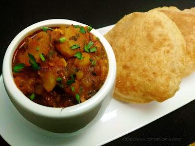 Kasoori Methi Aloo | Easy potato curry