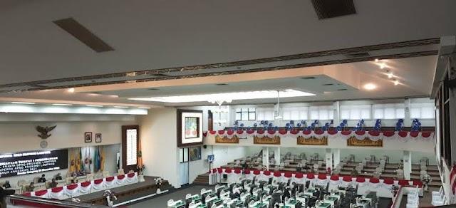 DPRD Lampung Gelar Paripurna Laporan Pansus