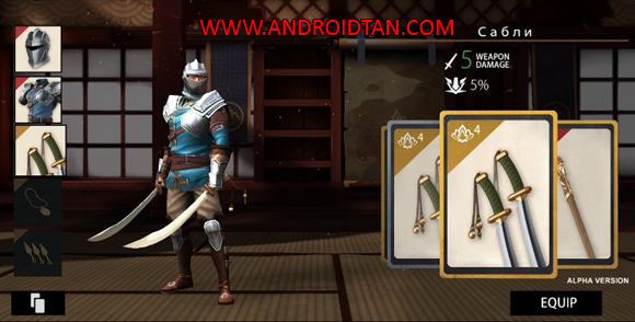 Download Shadow Fight 3 Mod Apk + Data v1.16.0 Weak Damage Enemies Android Terbaru
