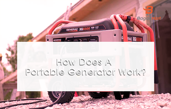 How Does a Portable Generator Work?