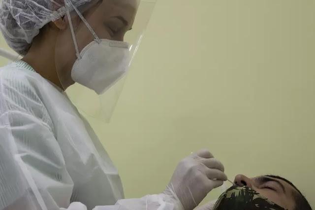Rio de Janeiro descobre mutação na variante de Manaus do novo coronavírus