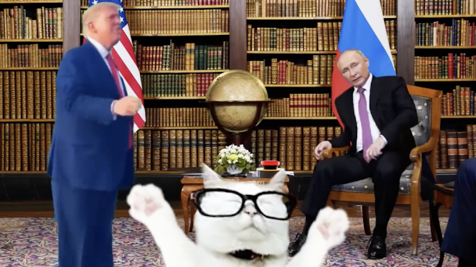 Newest Trump Dancing Video Is Out and I'm Dying!