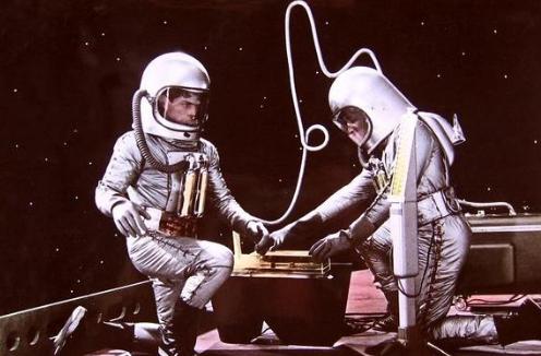 Say; Hello Spaceman: Wild, Wild Planet (1965)