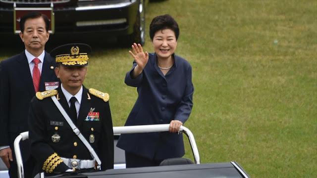 Presidenta surcoreana insta a norcoreanos a desertar de su país
